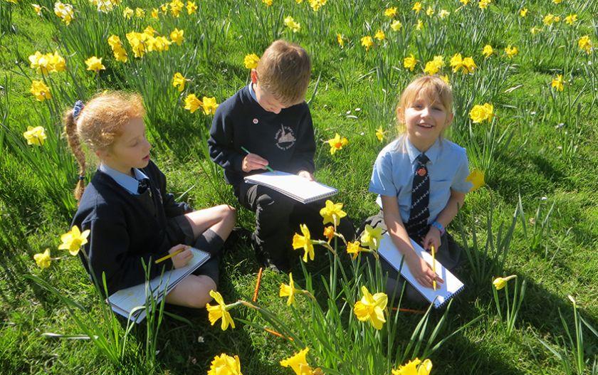Astbury St Mary's C of E Primary School Vision