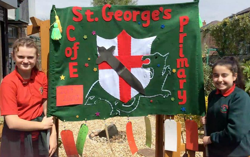 St Georges Hyde CofE Primary School Vision