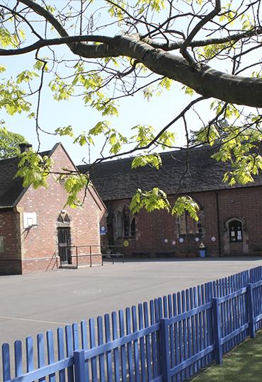Astbury St Mary's C of E Primary School